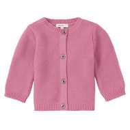 Strickjacke Gamer - Rosa - Gr. 74