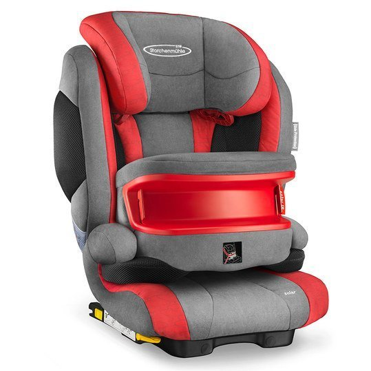 Kindersitz Solar IS Seatfix - Chilli