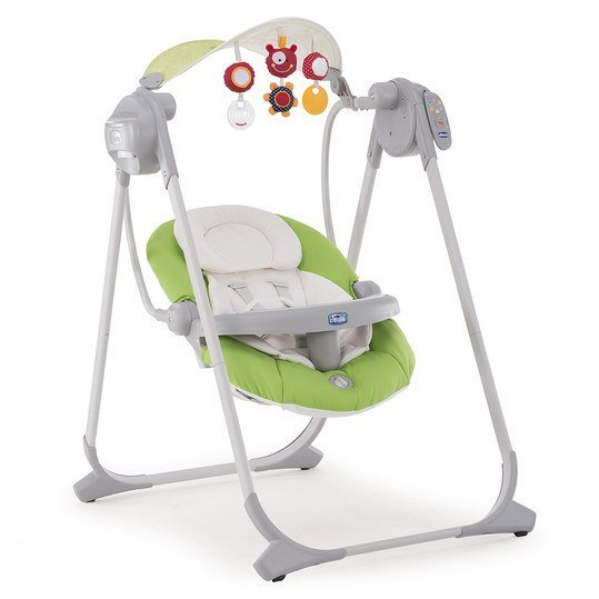 Babyschaukel Polly Swing Up - Green