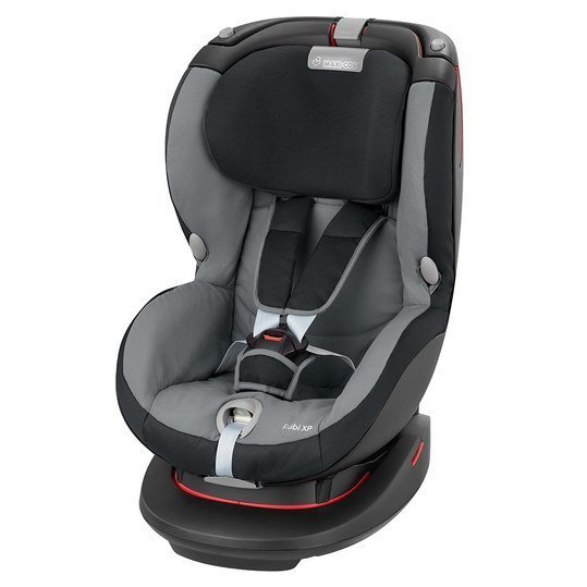 Kindersitz Rubi XP - Solid Grey