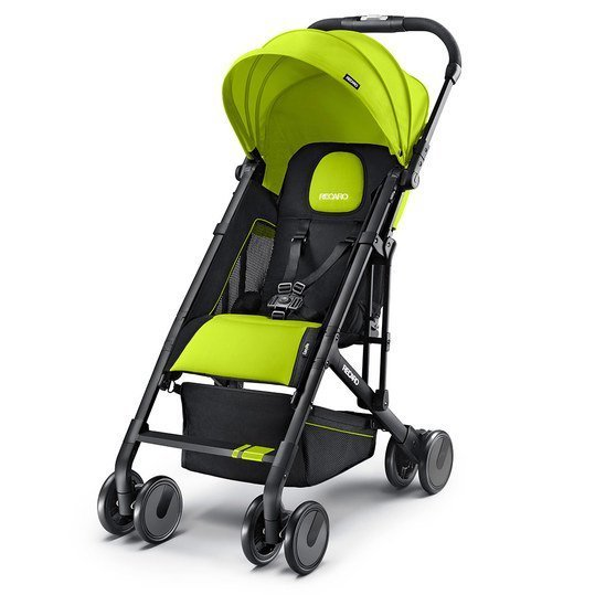 Buggy Easylife Black Frame - Lime