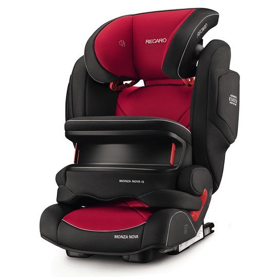 Kindersitz Monza Nova IS Seatfix - Racing Red