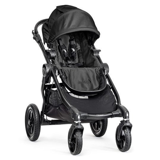 Buggy City Select - Black