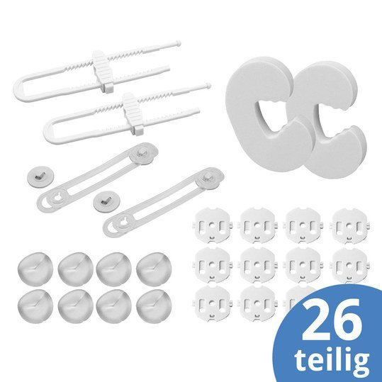 26-tlg. Kindersicherungs-Set