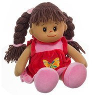 Stoffpuppe Poupetta Lucy 30 cm