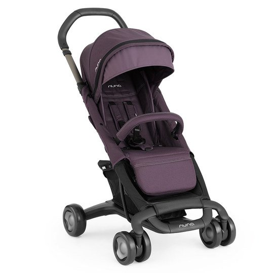 Buggy Pepp Luxx - Blackberry