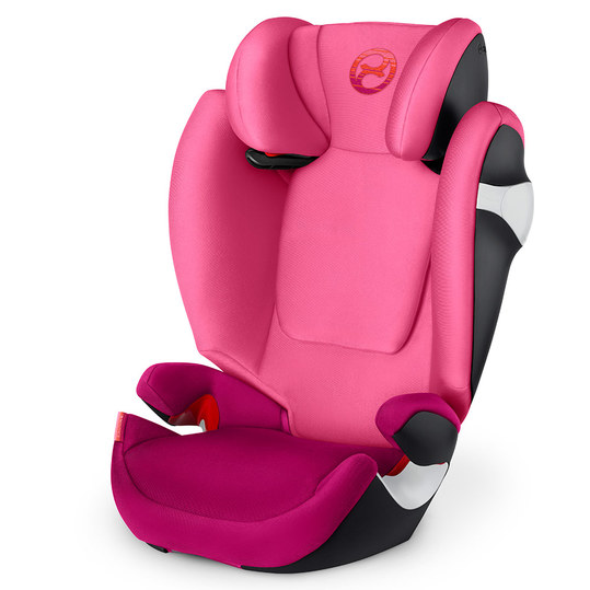 Kindersitz Solution M - Passion Pink Purpel