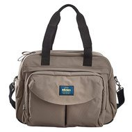 Wickeltasche Geneve II - Smart Colors - Taupe