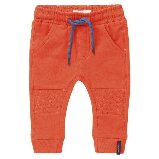 Sweat Hose Davi - Orange - Gr. 62