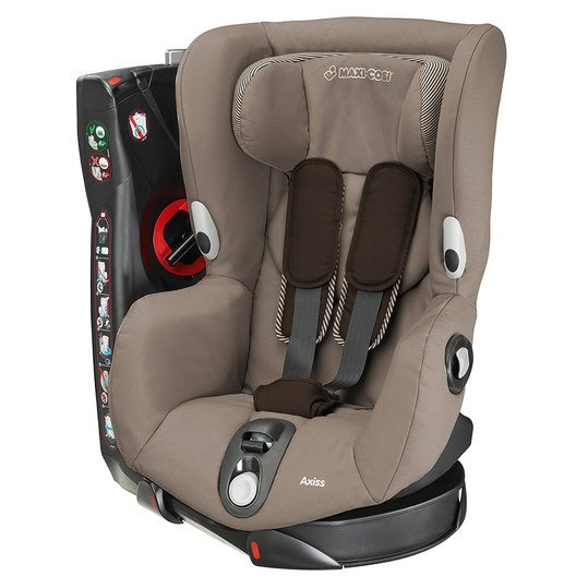 Kindersitz Axiss - Earth Brown