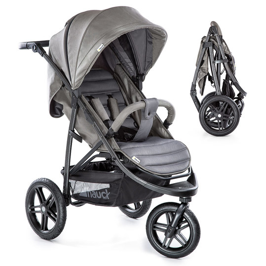 Buggy Rapid 3R (up to 25 kg) - Charcoal