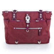 Wickeltasche Baby 2 Rock - Beaujolais Du Nylon
