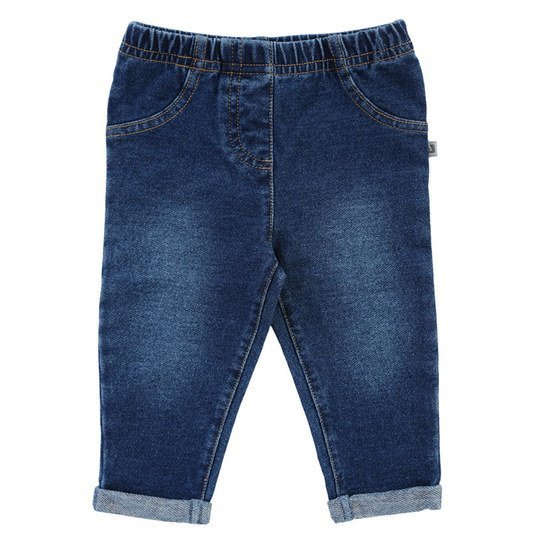 Jeggings Denim Gr. 62 - Blau