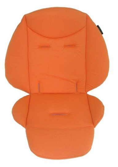 Kinderwagen-Einlage Universal Memory Foam - Orange