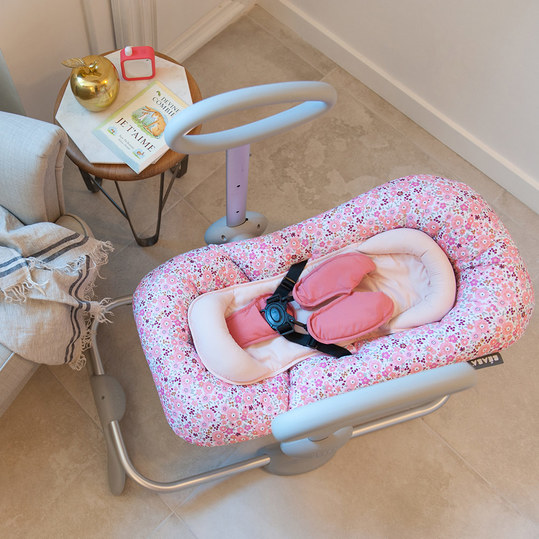 Beaba - Babywippe & Up & Babywippe Down III - Rosa Liberty a97a3c