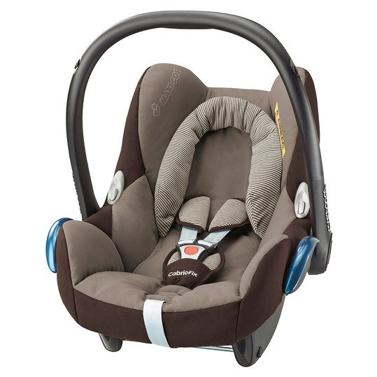 Babyschale CabrioFix - Earth Brown
