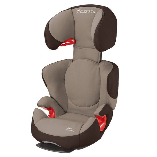 Kindersitz Rodi AirProtect - Earth Brown