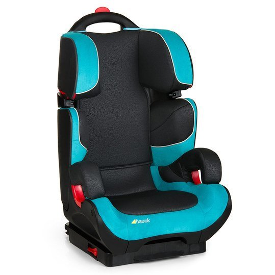 hauck kindersitz bodyguard plus mit isofix black aqua. Black Bedroom Furniture Sets. Home Design Ideas