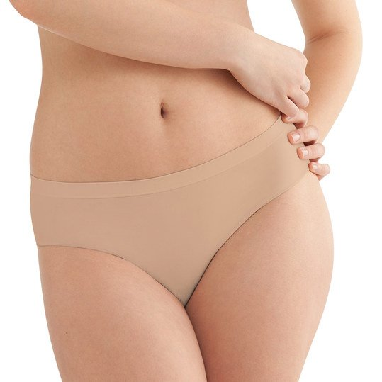 Seamless Panty 2 Stück - Gr.L/XL - Butterscotch