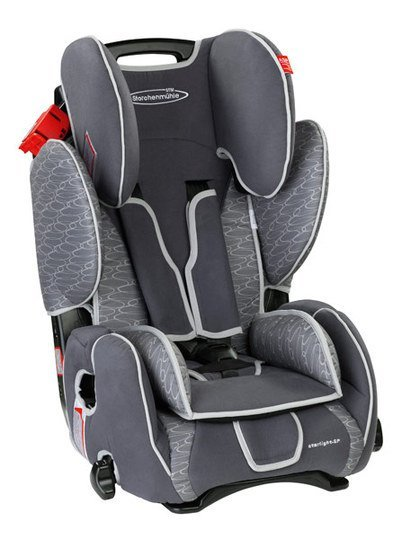 Kindersitz Starlight SP - Oxxy