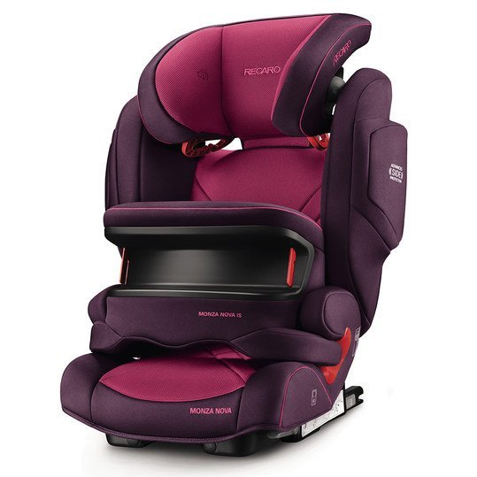 Kindersitz Monza Nova IS Seatfix - Power Berry
