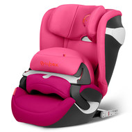 Kindersitz Juno M-Fix - Passion Pink Purpel