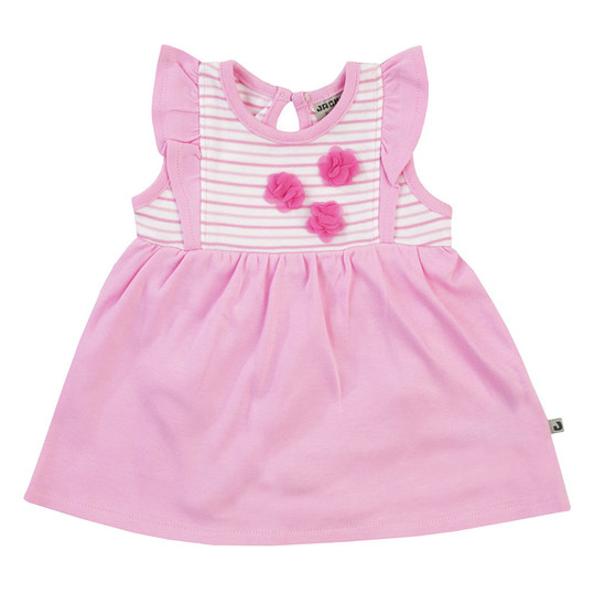 Bodykleid Little Bug - Rosa - Gr. 62