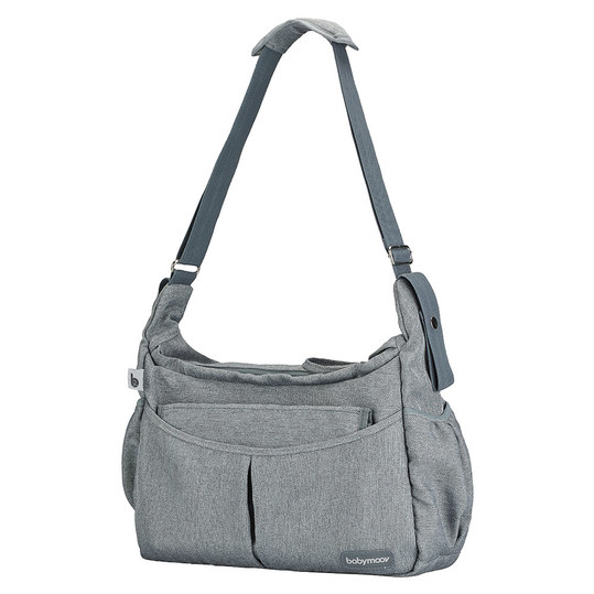 Wickeltasche Urban Bag - Smokey