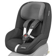 Child seat Pearl - Triangle Black