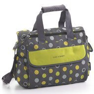 Wickeltasche Luxury - Lemontree