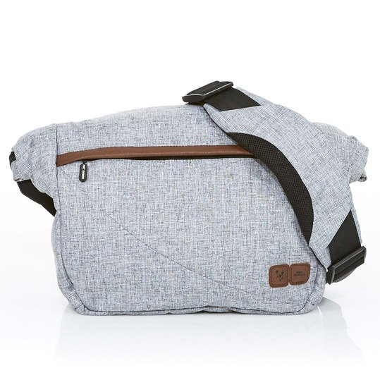 Wickeltasche Courier - Graphite Grey