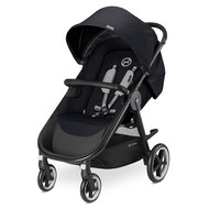 Sportwagen Agis M-Air 4 - Stardust Black