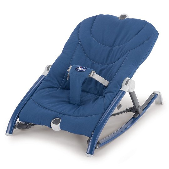 Babywippe Pocket Relax - Blue