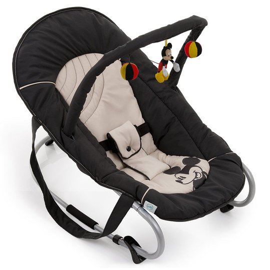 Babywippe Bungee Deluxe - Classic Mickey