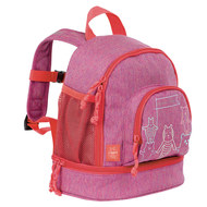 Rucksack Mini Backpack - About Friends - Melange Pink