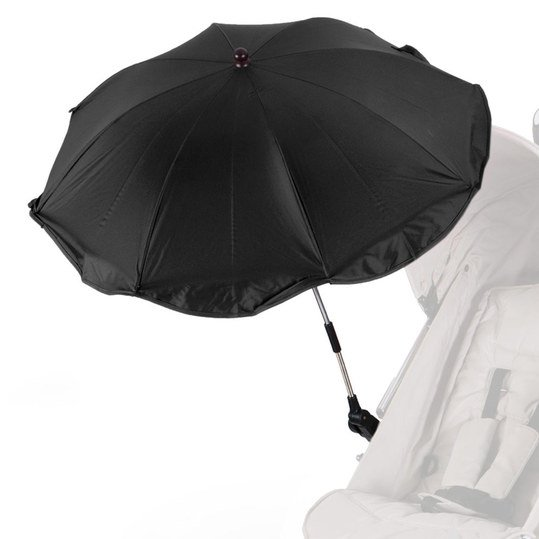 Parasol for prams - Black