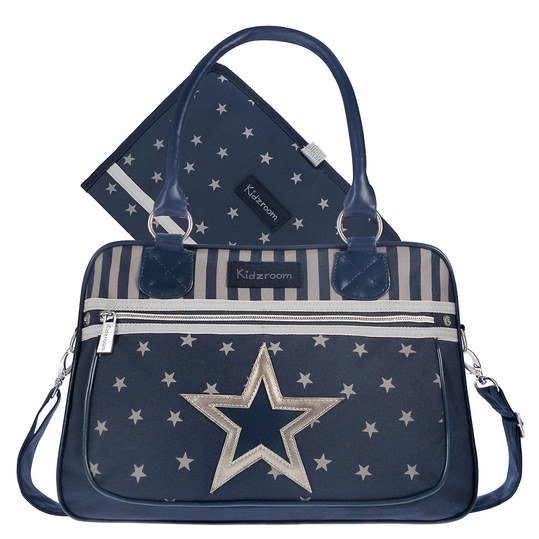 Wickeltasche We Care - Navy L