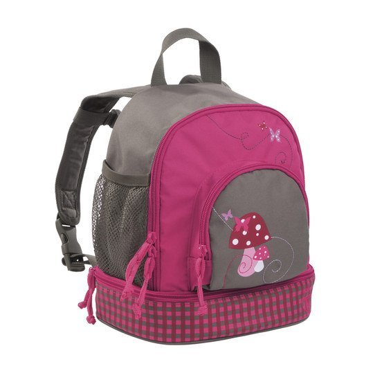 Rucksack Mini-Backpack - Mushroom Magenta