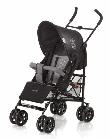 Buggy Commo - Black Grey