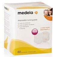 Disposable nursing pad 60er Pack
