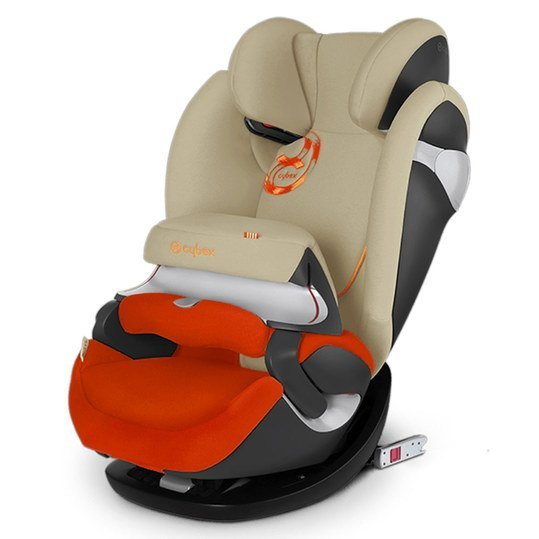 Kindersitz Pallas M-Fix - Autumn Gold