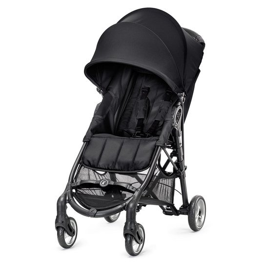 Buggy City Mini Zip - Black