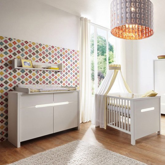 Sparset Kinderzimmer Poppy White