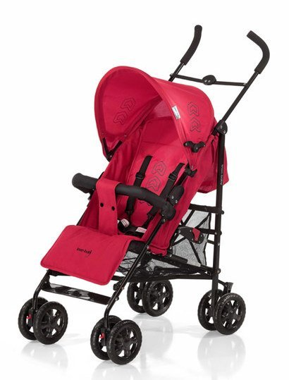 Buggy Commo - Red Black