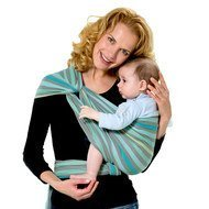 Tragetuch Carry Sling Silver Line 450 cm - Pacific