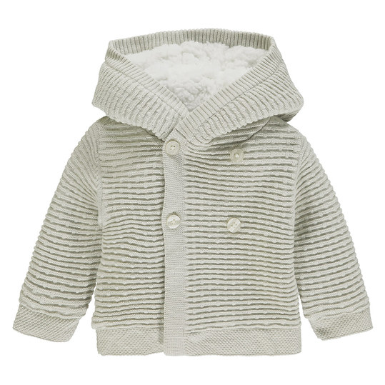 Strickjacke Texas - Beige - Gr. 62