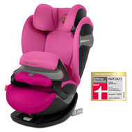 Kindersitz Pallas S-Fix - Passion Pink Purple