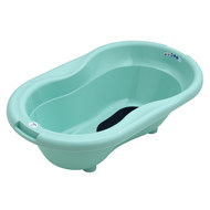 Baby-Badewanne Top - Swedish Green