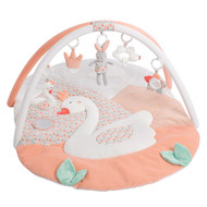 3D Activity Blanket Swan - Swan Lake