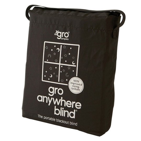 Verdunklungsrollo Gro-Anywhere - Blind